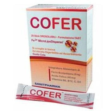 Immagine di COFER 20STICK OROSOLUBILI