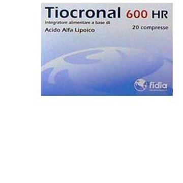 Immagine di TIOCRONAL 600HR 20CPR