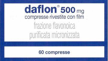 Immagine di DAFLON 60CPR RIV 500MG