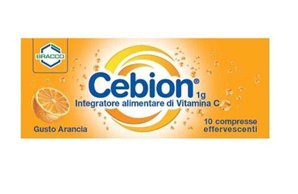 Immagine di CEBION EFF VIT CARANCIA10CPR