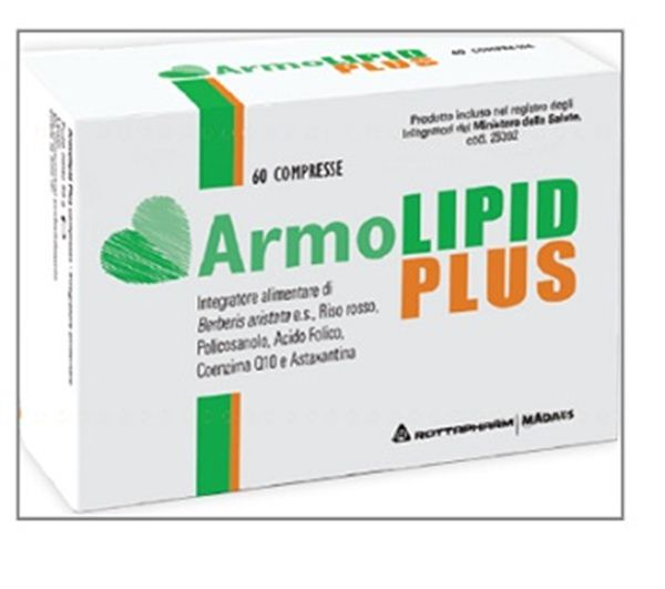 Immagine di ARMOLIPID PLUS 60CPR