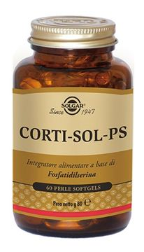Immagine di CORTI-SOL-PS 60PRL SOFTGELS