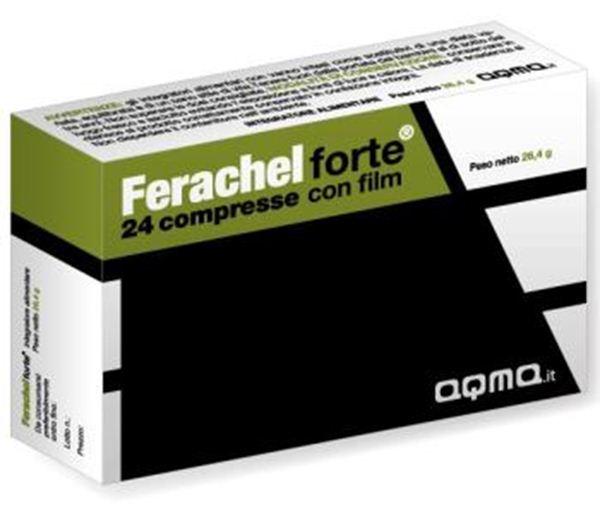 Immagine di FERACHEL FORTE 24CPR FILMATE