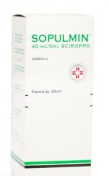 Immagine di SOPULMIN SCIR200ML0,8G/100ML