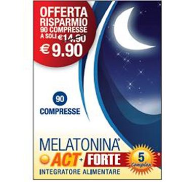 Immagine di MELATONINA ACT1MG+5COMPLFT90