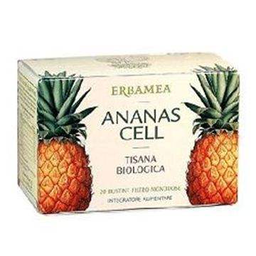 Immagine di ANANAS CELL TISANABIOL20BUST