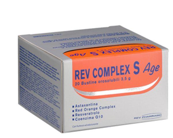 Immagine di REV COMPLEX S AGE 20BUST