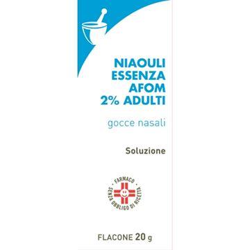 Immagine di NIAOULI ESSENZA FA 2% GTT20G