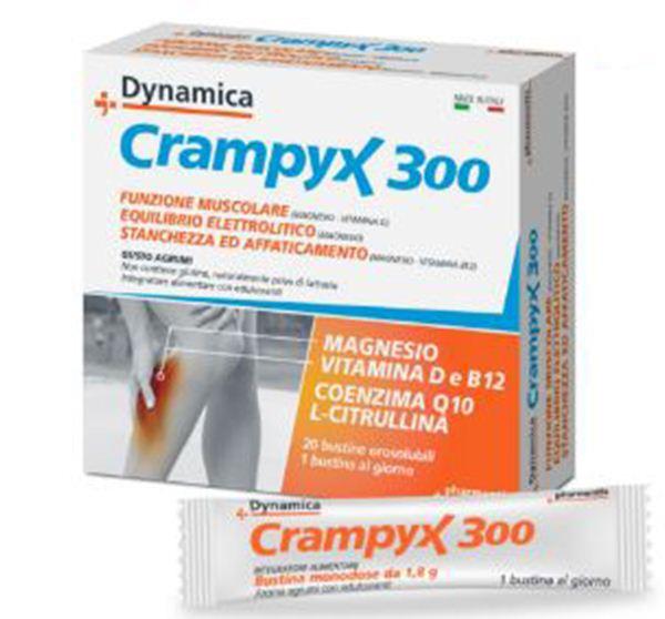 Immagine di CRAMPYX 30020BUSTOROSOLUBILI