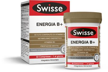Immagine di SWISSE ENERGIA B+ 50CPR