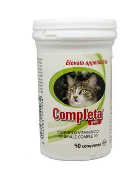 Immagine di COMPLETA GATTI 50CPR