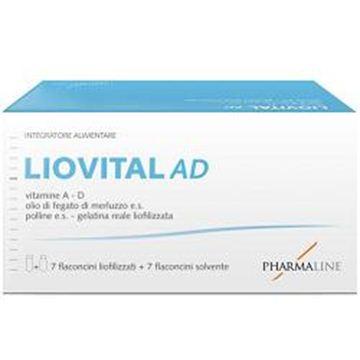 Immagine di LIOVITAL AD 7FL LIOF+7FLSOLV