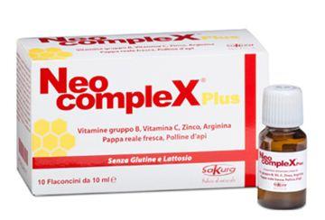 Immagine di NEOCOMPLEX PLUS10FLMONOD10ML