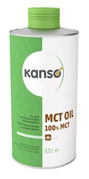 Immagine di KANSO OIL MCT 100% 500ML