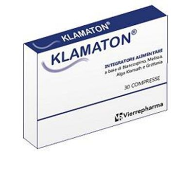 Immagine di KLAMATON 30CPR 500MG