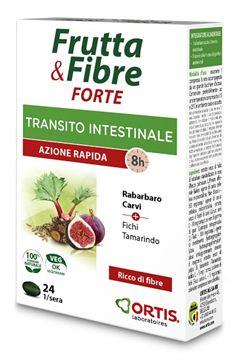 Immagine di FRUTTA & FIBRE FORTE 24CPR