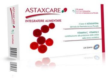 Immagine di ASTAXCARE 30CPS
