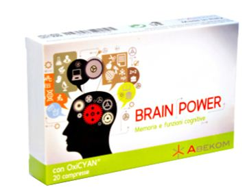 Immagine di BRAIN POWER 20CPR
