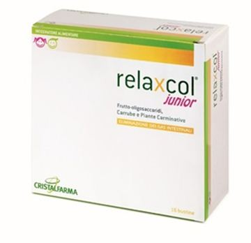 Immagine di RELAXCOL JUNIOR 16BUST