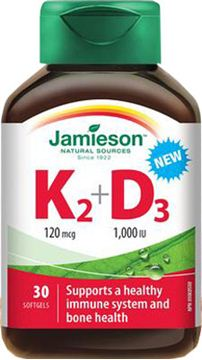 Immagine di JAMIESON K2+D3 30PRL