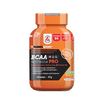Immagine di BCAA 4:1:1 EXTREMEPRO 110CPR