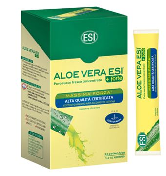 Immagine di ALOE VERA SUCCO+FT 24POCKET