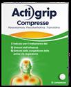 Immagine di ACTIGRIP 12CPR 2,5+60+500MG