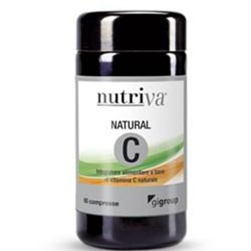 Immagine di NUTRIVA NATURAL C 60CPR