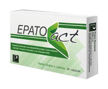 Immagine di EPATOACT 36CPS 500MG