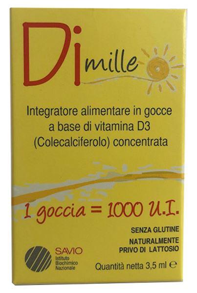 Immagine di DIMILLE GOCCE 3,5ML