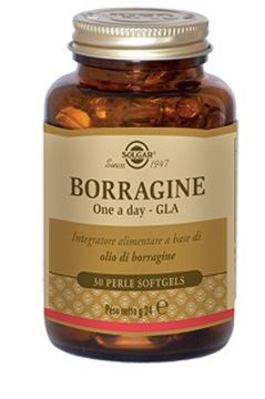 Immagine di BORRAGINE ONE A DAY GLA30PRL