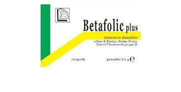 Immagine di BETAFOLIC PLUS 30CPS