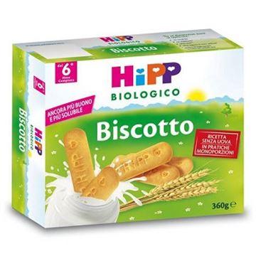 Immagine di HIPP BIO BISCOTTO 360G