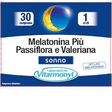 Immagine di MELATONINA PIU'PASS/VALE30CP