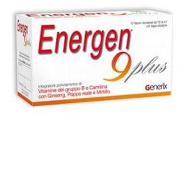 Immagine di ENERGEN 9 PLUS 10FL 10ML