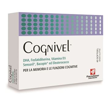 Immagine di COGNIVEL 40SOFTGEL