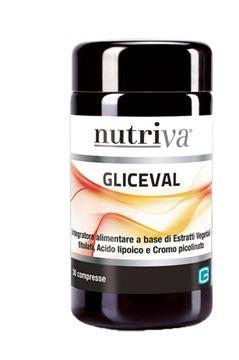 Immagine di NUTRIVA GLICEVAL 30CPR
