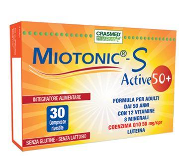 Immagine di MIOTONIC-S ACTIVE 50+ 30CPR