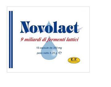 Immagine di NOVOLACT 15CPS