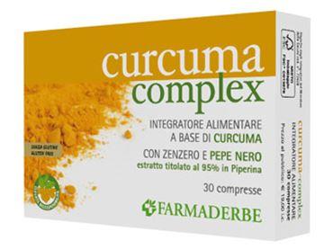 Immagine di CURCUMA COMPLEX 30CPR
