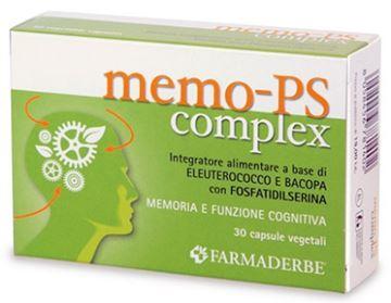 Immagine di MEMO-PS COMPLEX 30CPS