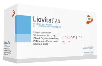 Immagine di LIOVITAL AD 10FLX10ML
