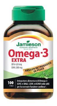 Immagine di JAMIESON OMEGA 3 EXTRA100PRL