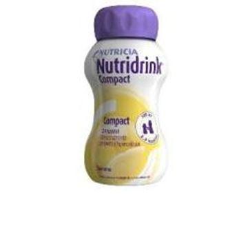 Immagine di NUTRIDRINK COMPACTCIOC4X125M